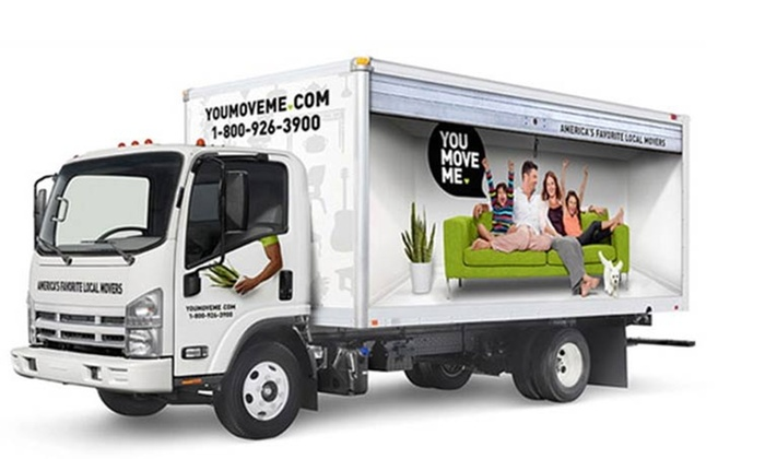 You Move Me - Dayton: $99 for $200 Worth of Moving Services from You Move Me