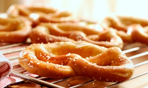 Philly Pretzel Factory: $12 for Four Groupons, Each Good for $5 Worth of Pretzels at Philly Pretzel Factory ($20 Total Value)