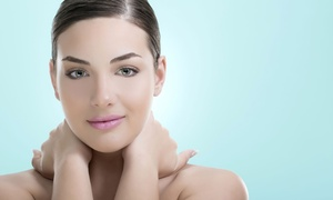 Tresses & Colours: One or Three 60-Minute Custom Facials at Tresses & Colours (Up to 55% Off)