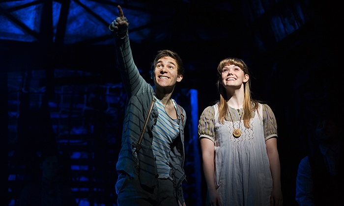 "Peter and the Starcatcher - Raleigh / Durham: ""Peter and the Starcatcher"" at Duke Energy Center for the Performing Arts on March 10–14 (Up to 63% Off)"