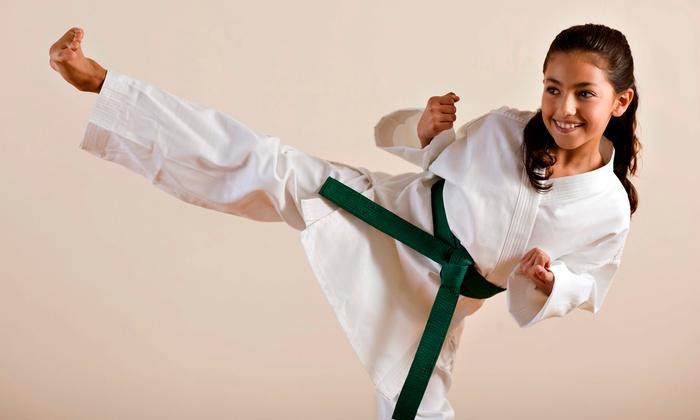Eron at Brentwood Brazilian Jiu-jitsu - Brentwood: $25 for Kids' Martial-Arts Classes and Private Lessons from Eron at Brentwood Brazilian Jiu-jitsu ($370 Value)
