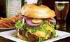 Mulligans Irish Pub & Grill - Franklin: $12 for $20 Worth of Burgers, Fries, and Beers at Mulligans Irish Pub & Grill