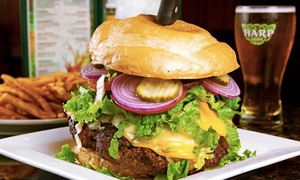 Mulligans Irish Pub & Grill: $12 for $20 Worth of Burgers, Fries, and Beers at Mulligans Irish Pub & Grill