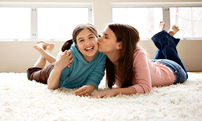 Tru Steam Carpet Cleaning - Alliance of Cordova Neighborhoods: Three or Five Rooms of Carpet Cleaning from Tru Steam Carpet Cleaning (Up to 53% Off)