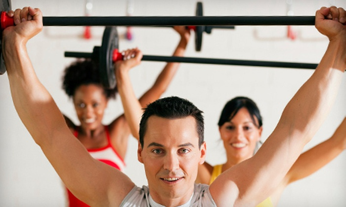 Zach's Club 54 - Amarillo: 3-, 6-, or 12-Month Fitness Membership to Zach's Club 54 (Up to 51% Off)