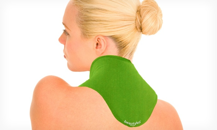 Neck-O-Sage Therapeutic Neck Massager: $14.99 for Neck-O-Sage Therapeutic Neck Massager ($39.15 List Price).