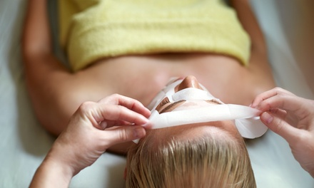 One or Three Diamond Detox Facials (Up to 54% Off)