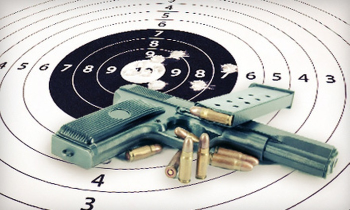 Centurion ASG - Terry Sanford: Weapons-Training, Personal Protection, & Marksmanship Classes at Centurion ASG (Up to 69% Off). Four Options Available.