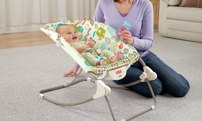 Fisher Price Deluxe Infant-to-Toddler Rocker: Fisher Price Deluxe Infant-to-Toddler Rocker. Free Returns.