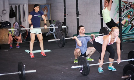 $49 for Green Ramp Program with Beginner Program and Two Weeks of Classes at 918 CrossFit ($110 Value)