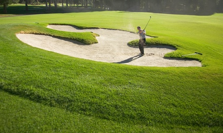 18-Hole Round of Golf for Two or Four with Cart Rental at Valle Vista Golf Club in Greenwood (Up to 49% Off)