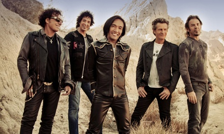 $25 to See Journey and Steve Miller Band at Sleep Train Amphitheatre on Thursday, May 15 (Up to $48.85 Value)