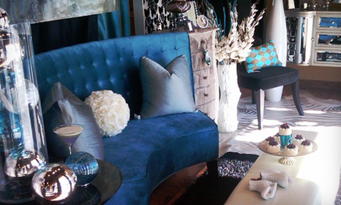 Nouveau Contemporary Goods - Chinquapin Park - Belvedere: In-Home Interior-Design Consultation or $50 for $200 Worth of Modern Furnishings and Décor at Nouveau Contemporary Goods