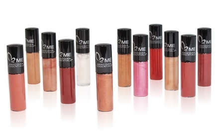 12-Piece Complete Lip-Gloss Set