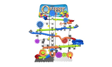 Techno Gears Marble Mania Raceway 2.0 or Quest Playset