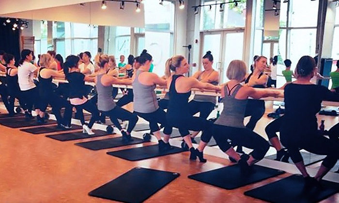 iNSiDE Out STUDiO barre - Island Park: C$75 for 10 Barre Classes at iNSiDE Out STUDiO barre (C$170 Value)