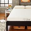 "Nature's Sleep 6"" Gel Memory Foam Mattress with Bamboo Cover"