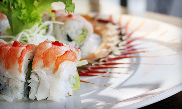 Taste of Asia - High Point: $12 for $25 Worth of Japanese Food for Dinner at Taste of Asia