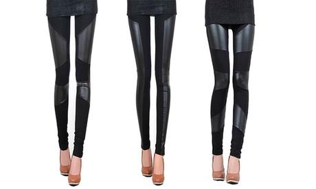 1 par de leggins para salir de fiesta por 12,90 € y 3 pares por 24,90 €