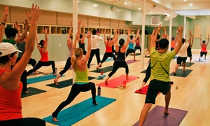 YogaHop: $45 for 10 Classes at YogaHop in Pasadena ($165 Value)