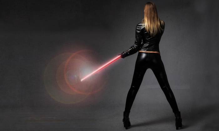 """Studio K - Studio K: 10 or 20 Fitness or Dance Classes of Your Choice, Including """"Light Saber Fitness"""" (Up to 70% Off)"""