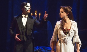"""The Phantom of the Opera"": ""The Phantom of the Opera"" at Hollywood Pantages Theatre on June 11–July 30 (Up to 25% Off)"