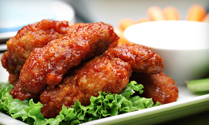 Chics N' Wings - Tysons Central 123: $10 Worth of Sports-Bar Food
