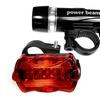 LED Bike Headlight and Taillight