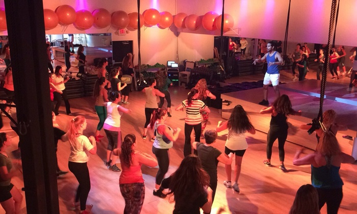 Powerumba - North Miami: Two Weeks of Membership and Unlimited Fitness Classes at Powerumba (52% Off)