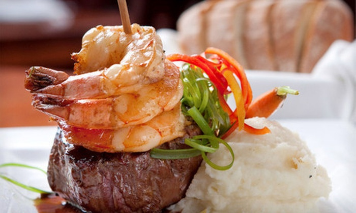 MeatHub Surf 'n' Turf Bundle: MeatHub Starter or Premium Surf ' - n' Turf Bundle (Up to 60% Off). Free Shipping.