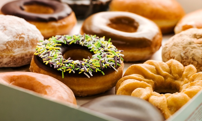 Planet Donut - Brandon: $11 for $20 Worth of Donuts and Other Breakfast Food at Planet Donut