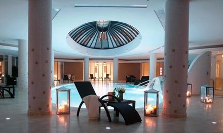 Calabria: fino a 7 notti per 2 con colazione, cena e Spa Villa Fabiano Palace Hotel