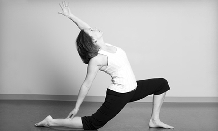 Yoga West - Cinco Ranch: 10 or 20 Yoga Classes, or One Month of Unlimited Classes at Yoga West (Up to 66% Off)