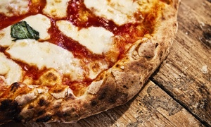 Willy B's Pizza: Pizzeria Cuisine at Willy B's Pizza (Up to 47% Off). Two Options Available.