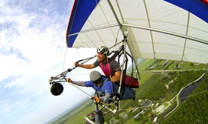 Orlando Hang Gliding: $85 for a Tandem Discovery-Flight Hang-Gliding Package from Orlando Hang Gliding ($179 Value)