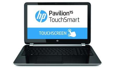 HP Pavilion 15.6