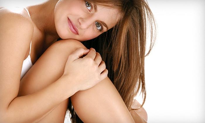 Laser Hair Removal Bella Vita Medi Spa Salon Groupon
