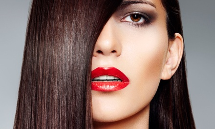 One, Two, or Three Brazilian Blowouts at Bliss Hair Studio (Up to 68% Off)