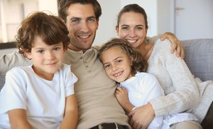 Rubinstein Family Chiropractic: Chiropractic Package with One or Three Adjustments at Rubinstein Family Chiropractic (Up to 87% Off)