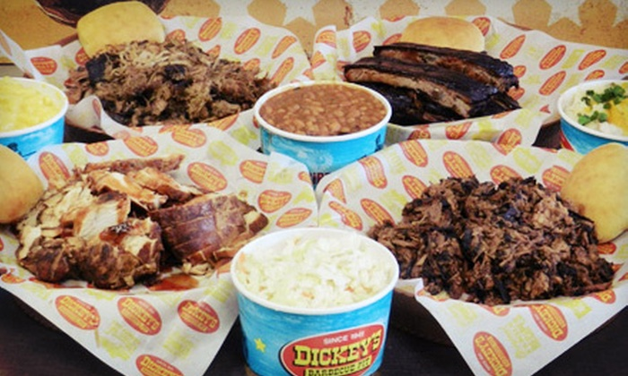 Dickey's Barbecue Pit - Dickey's Barbecue Pit: $8 for $16 Worth of Barbecue Friday–Saturday or Sunday–Thursday at Dickey's Barbecue Pit
