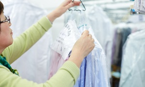 Atlas Cleaners: Up to 52% Off Dry Cleaning at Atlas Cleaners