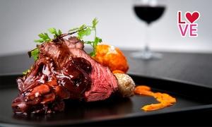 T BONE: Menu pranzo o cena di carne con calice o bottiglia di vino per 2 o 4 persone da T Bone (sconto fino a 75%)
