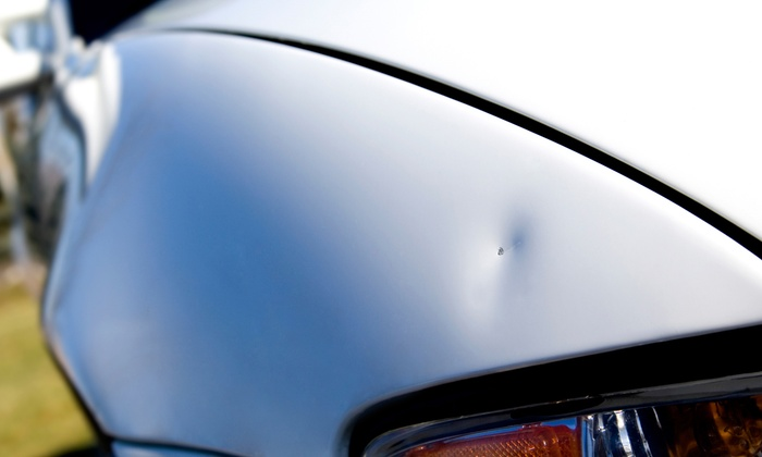 Dent Source LLC - Multiple Locations: $29 for Automotive Hail Repair from Dent Source LLC ($500 Value)