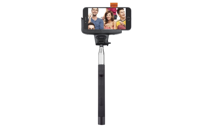 Merkury Innovations Selfie Stick Groupon Goods
