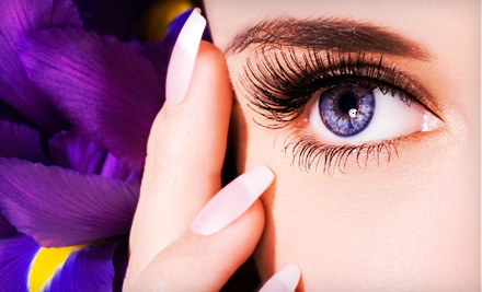 Full Set of The Lashe Synthetic Eyelash Extensions (a $180 value) - Bonne Vie Salon in Winter Park