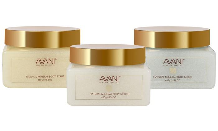 Avani Supreme Body Scrubs (15.8 Oz.)