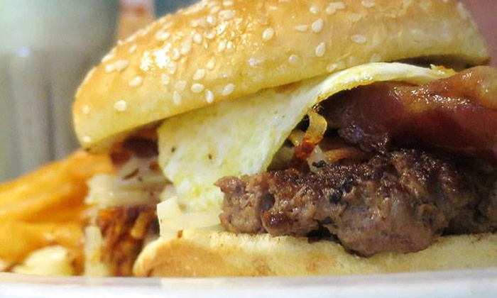 Denny's - Otsego: Three Groupons, Each Good for $16 Worth of Diner Food at Denny's in Otsego (Up to 44% Off)