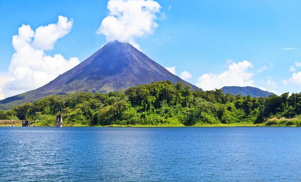 TripAlertz wants you to check out ✈ 9-Day Costa Rica Trip with Air & Transfers from Travel by Jen. Price per Person Based on Double Occupancy.  ✈ 9-Day Trip to San José, Arenal, & Manuel Antonio—Airfare Included - Costa Rica Trip with Airfare