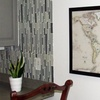 USA and World Magnetic Pin Travel Maps