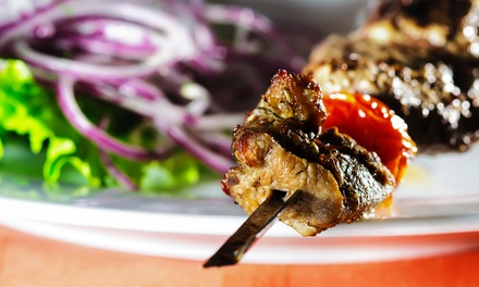 Persian Cuisine for Two or Four at Hatam Restaurant (37% Off)